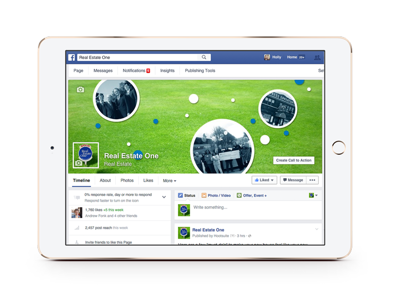 How to Share a Facebook Post – REO Family Marketing